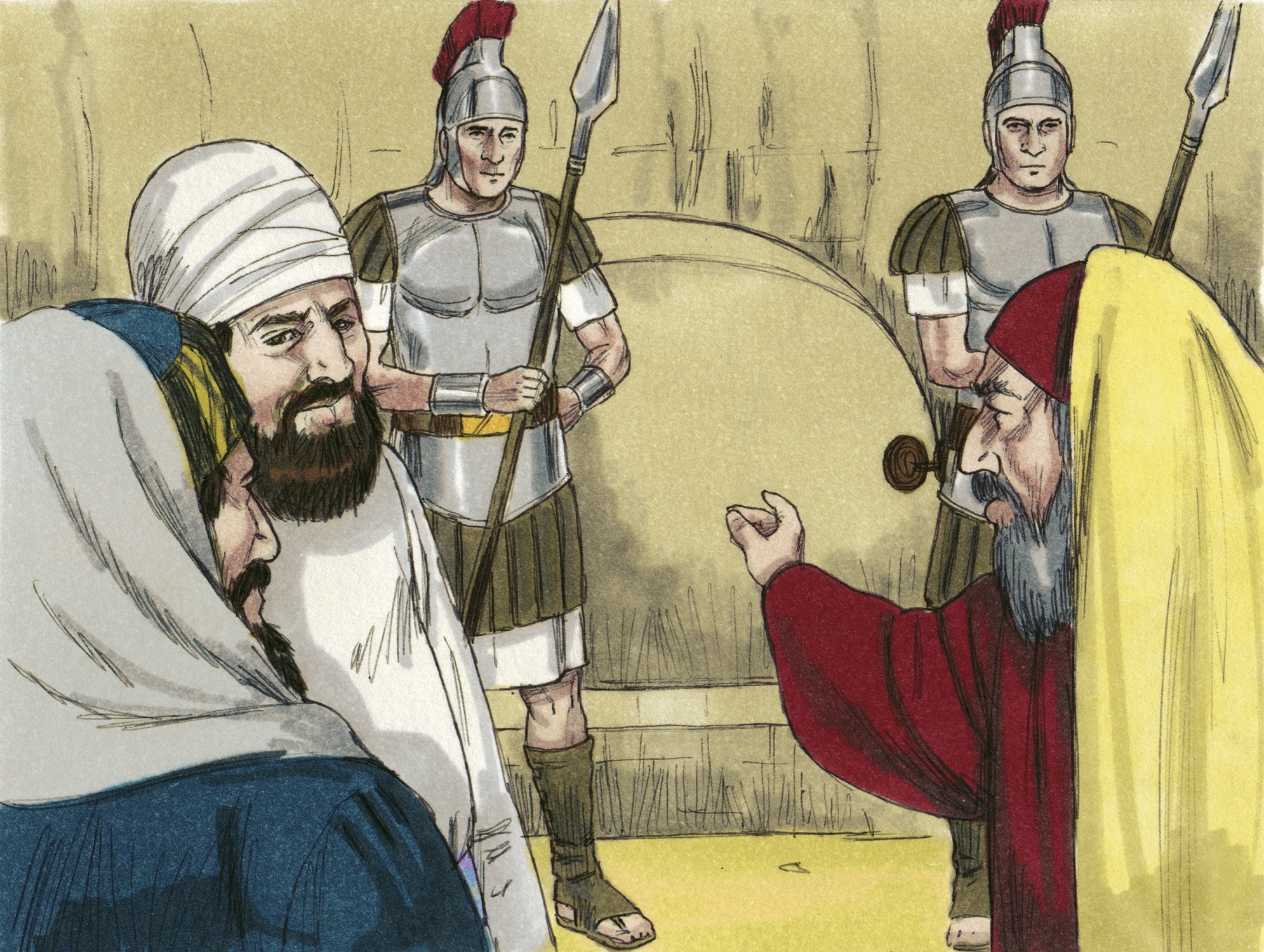Bible story pictures online