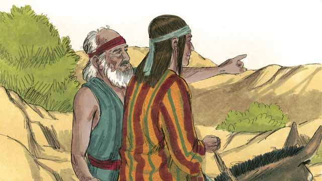 God Saves Joseph And His Family