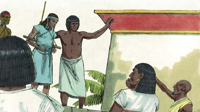The Slave Traders Took Joseph To Egypt Was A Large Powerful Country Located Along Nile River Sold As